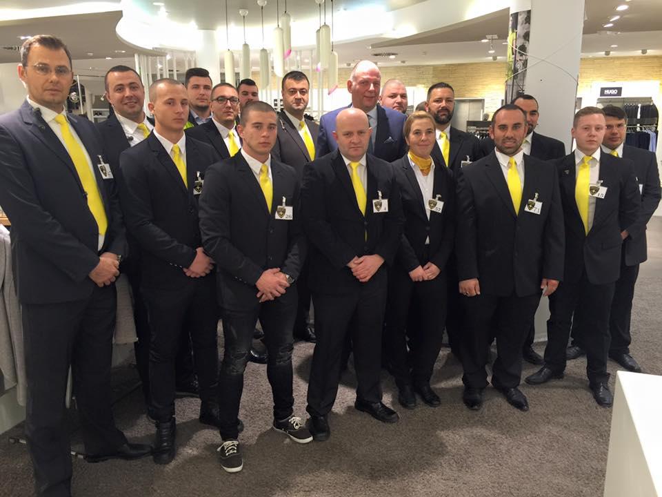 Sektor Sicherheitsdienst Security Augsburg